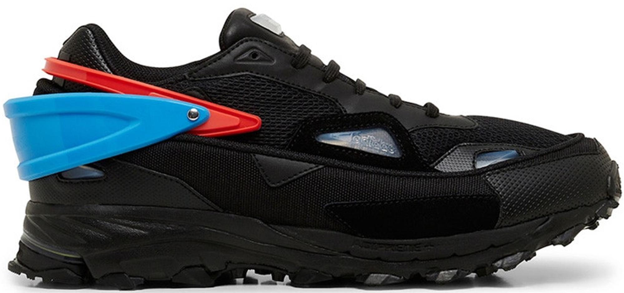 adidas Response Trail 2 Raf Simons Core Black Bright Blue