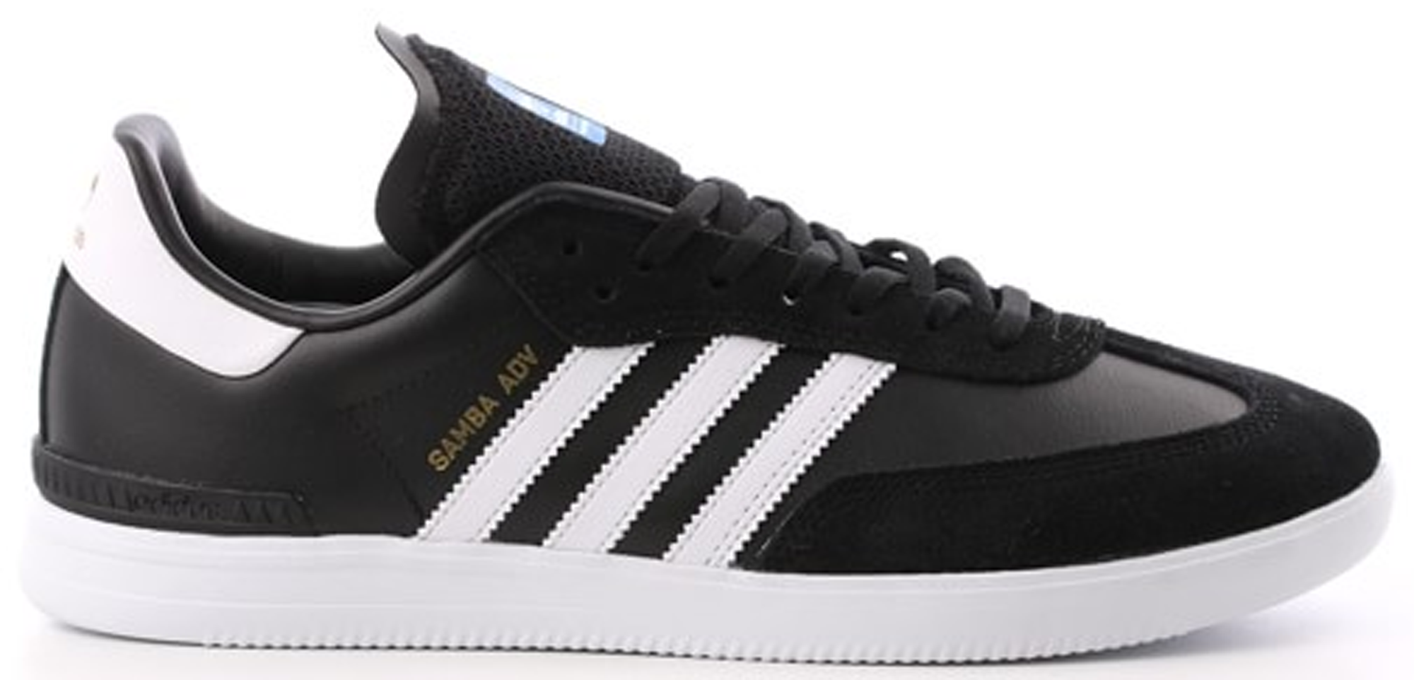 adidas Samba Adv Black White - BY3928
