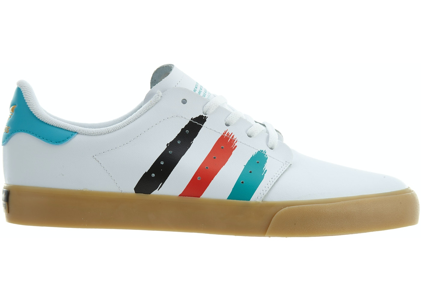8142a3f061ef adidas Seeley Court White Energy Blue Energy - BW0659
