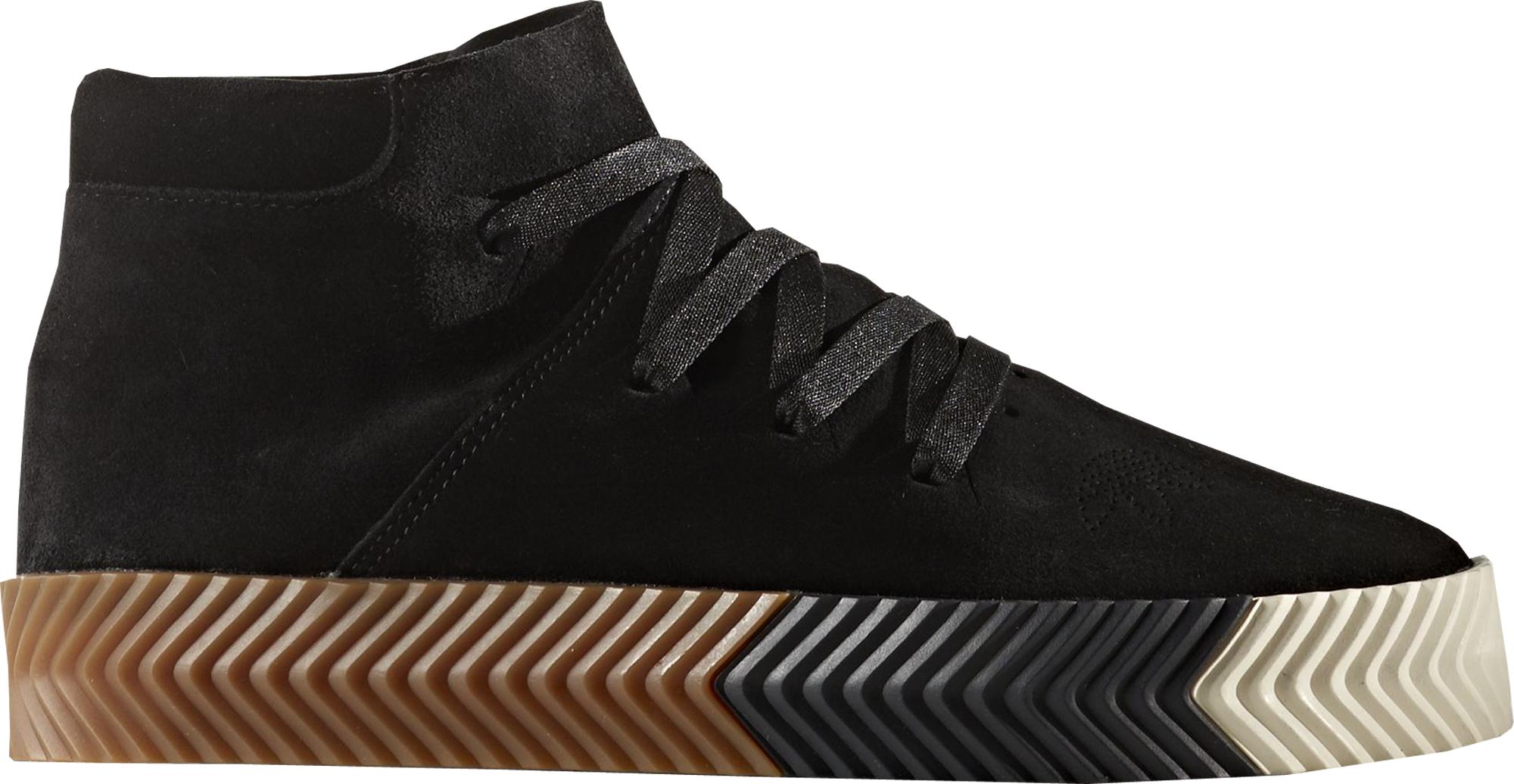 adidas Skate Mid Alexander Wang Core Black