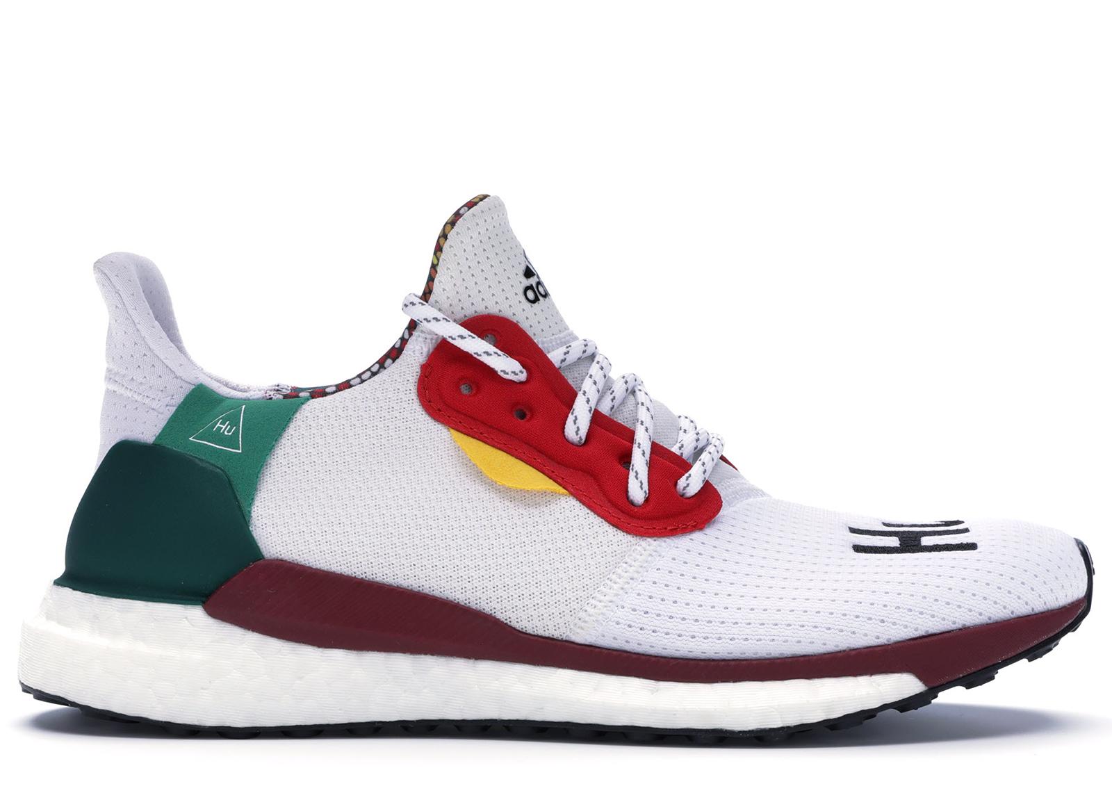 adidas Solar Hu Glide White (W)