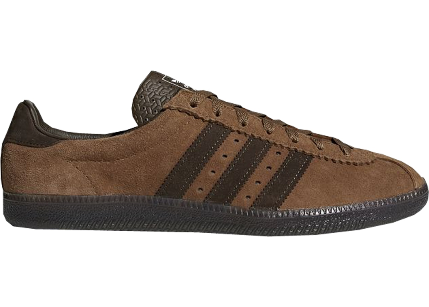outlet store get cheap really comfortable adidas Spezial Padiham Brown