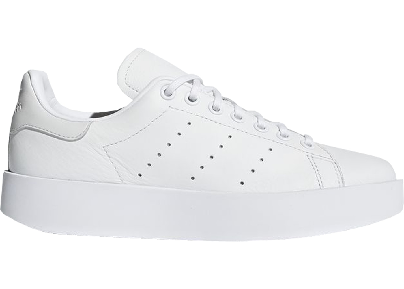 release date: 7ee34 30031 adidas Stan Smith Bold Cloud White (W)