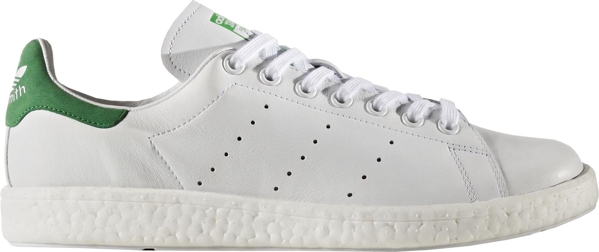 Adidas stan smith impulso bianco verde bb0008