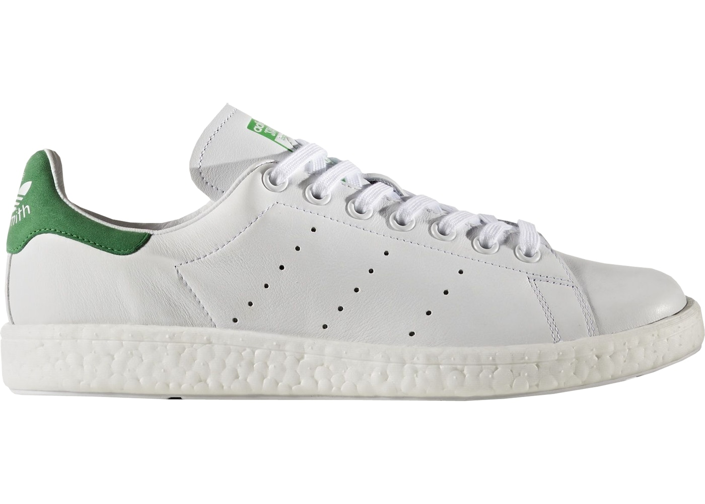 pretty cool new release buy sale adidas Stan Smith Boost White Green