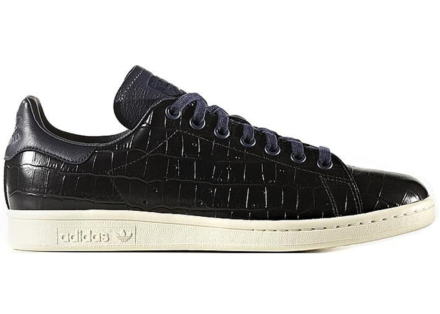 sélection premium 64378 0484e adidas Stan Smith Kicks Lab Croc Legend Ink - BZ0453
