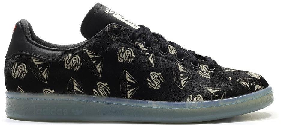 adidas Stan Smith Pharrell BBC Black