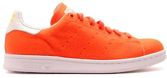 Adidas Stan Smith Pharrell Tennis Arancione
