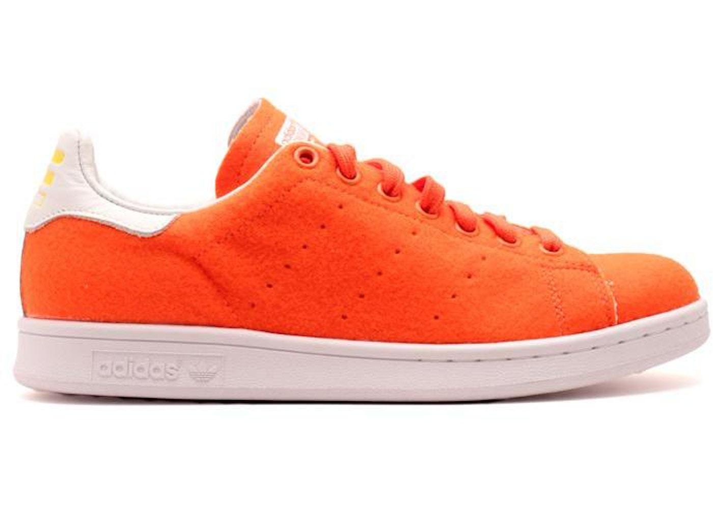 buy popular edd1e 28ea1 Sell. or Ask. Size --. View All Bids. adidas Stan Smith Pharrell Tennis  Orange