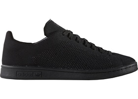adidas Stan Smith Primeknit Triple Black - S80065 98b6be579