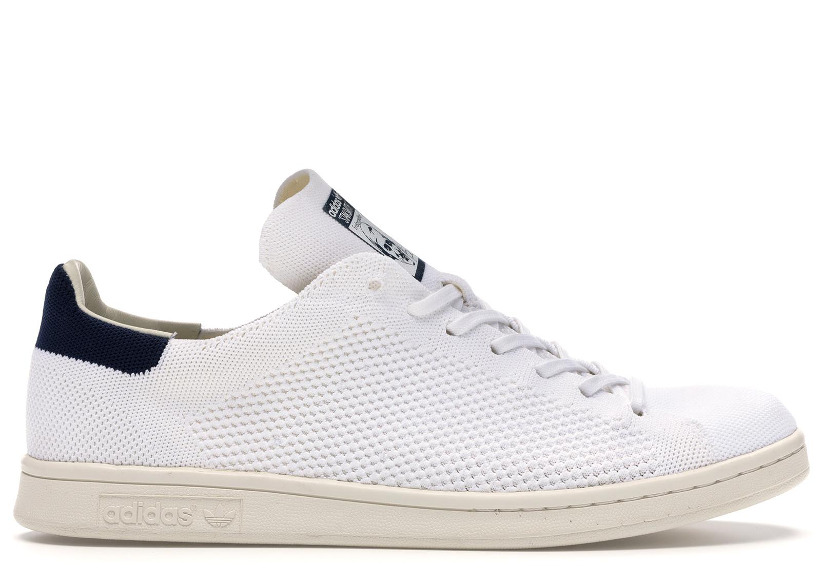 adidas stan smith 2 white blue
