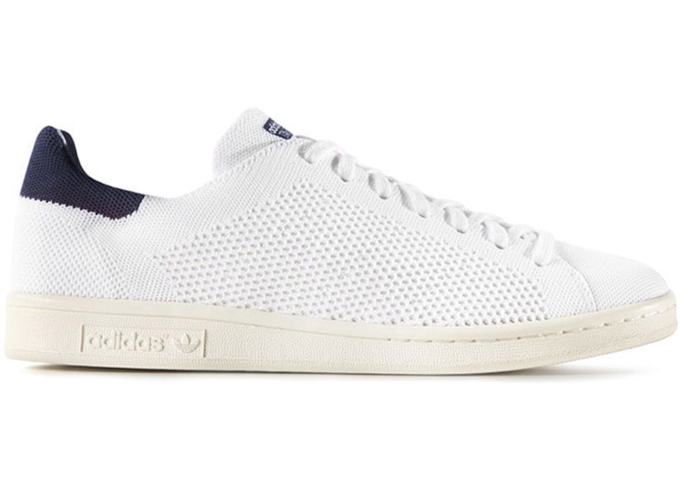 aliexpress 50% off buy popular HypeAnalyzer · adidas Stan Smith Primeknit White Blue