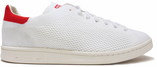 adidas stan smith primeknit beige