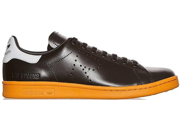 huge discount b7b40 7c650 adidas Stan Smith Raf Simons Black Orange - BB2647