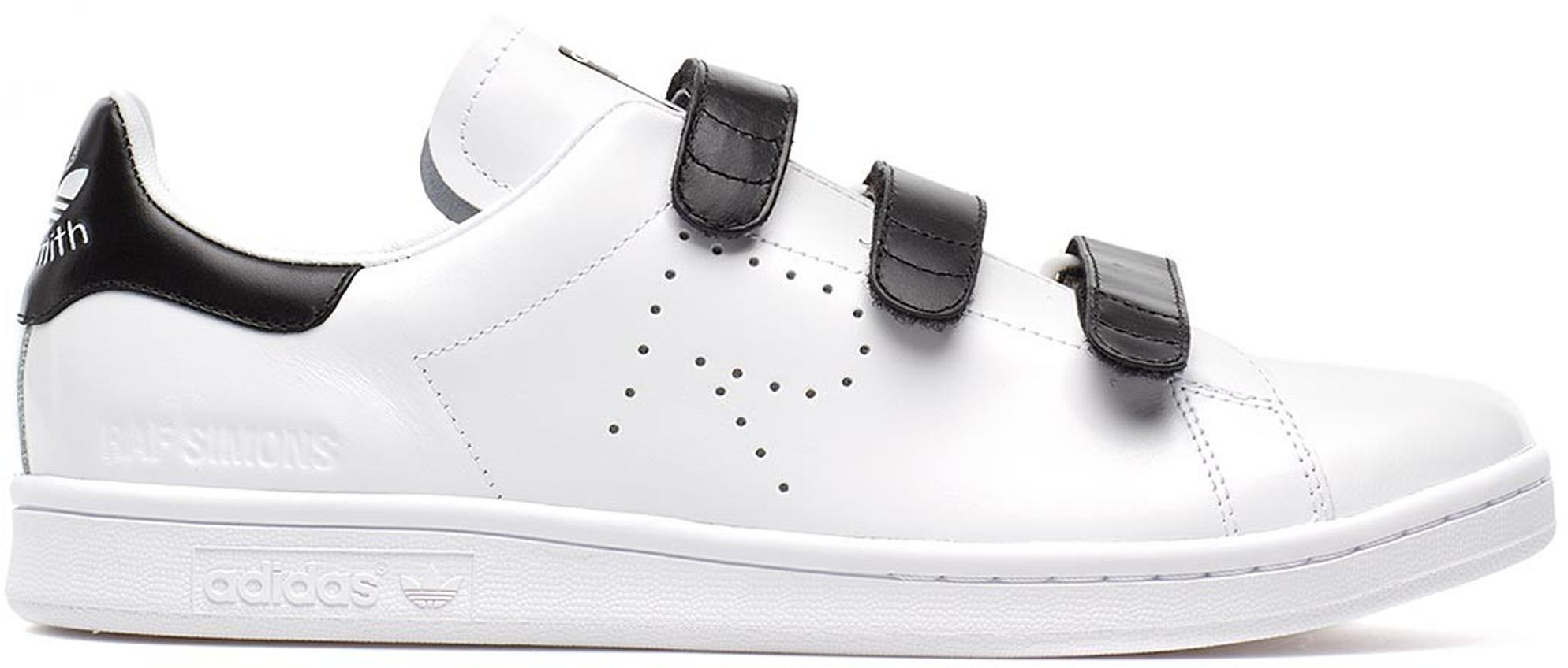 adidas Stan Smith Raf Simons Comfort White Black
