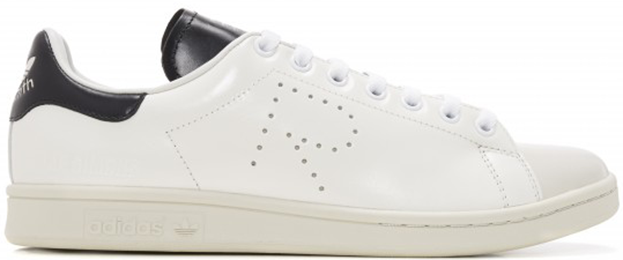 adidas Stan Smith Raf Simons White Black
