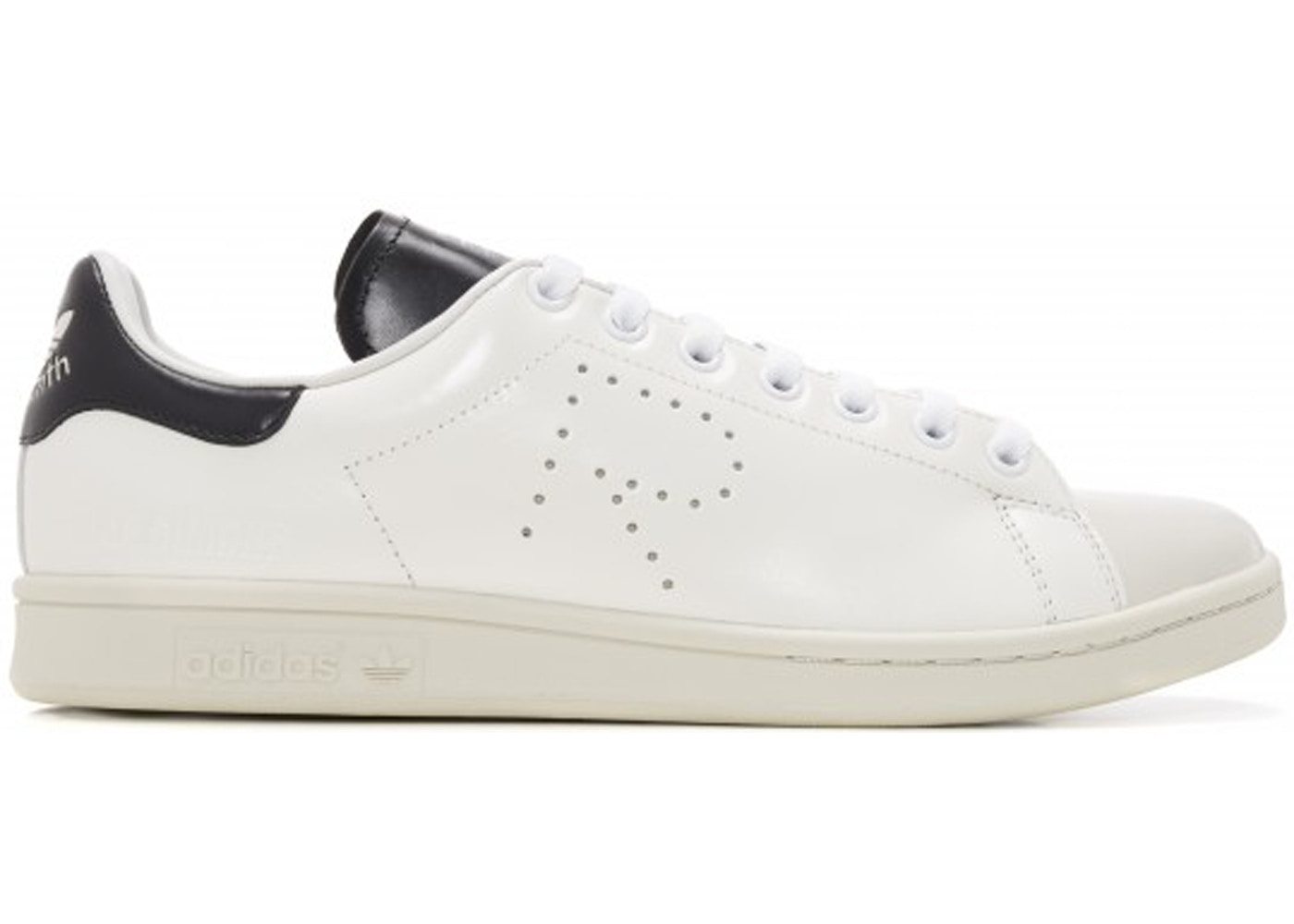 adidas Stan Smith Raf Simons White Black - BB6733