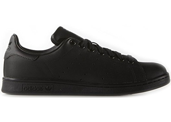 buy online 85081 24564 adidas Stan Smith Triple Black - M20327