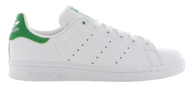 adidas Stan Smith White Green (GS)
