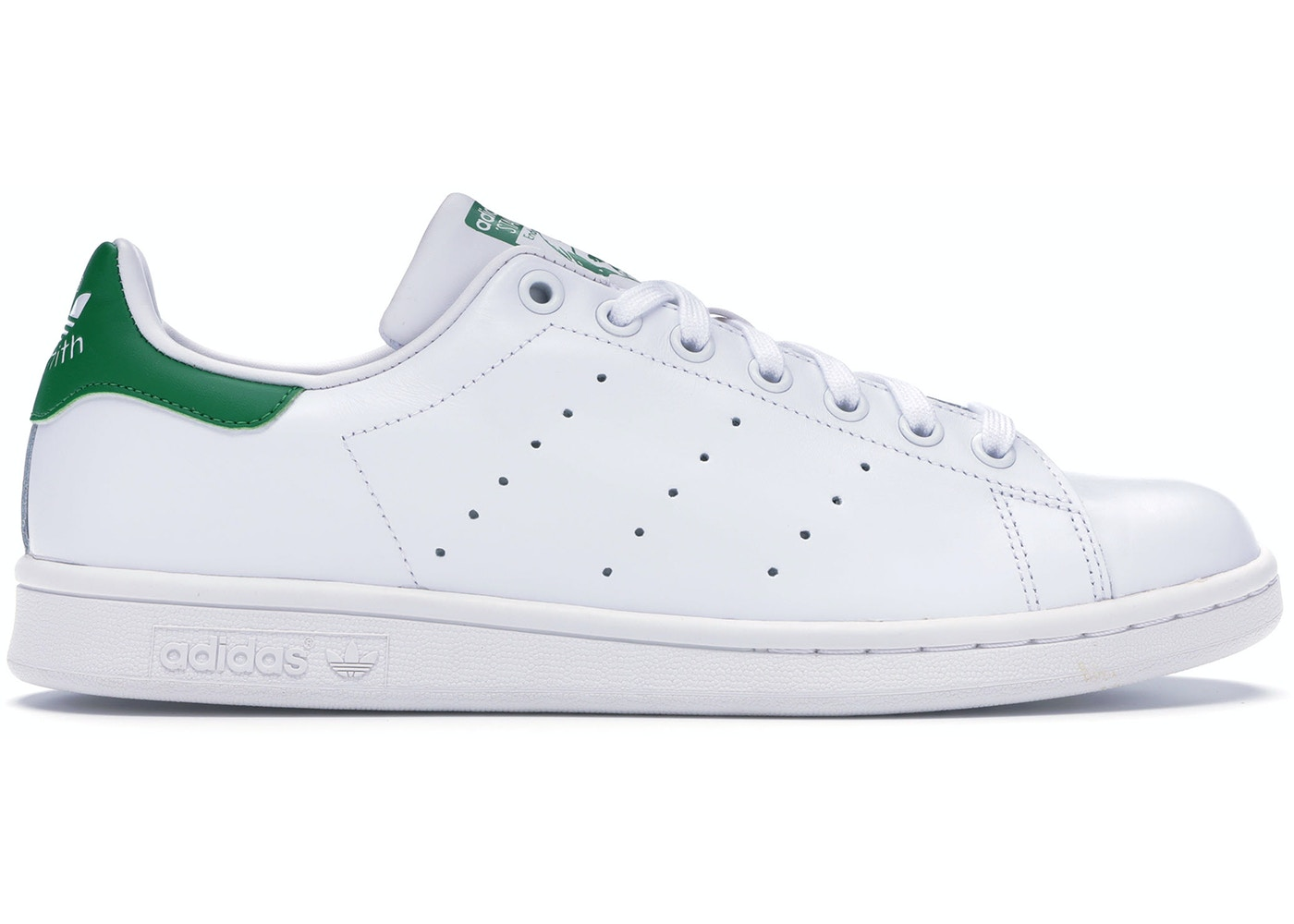 wholesale dealer 59c92 dbd5f adidas Stan Smith White Green (OG)