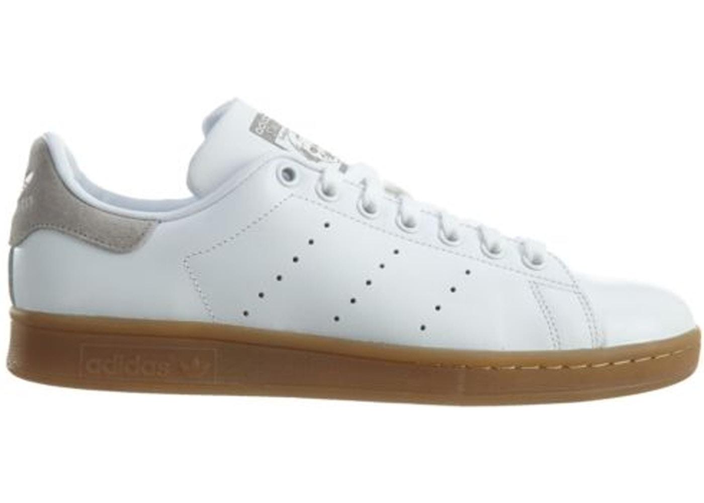 watch 56576 c0bcb adidas Stan Smith White Grey Gum - S80021