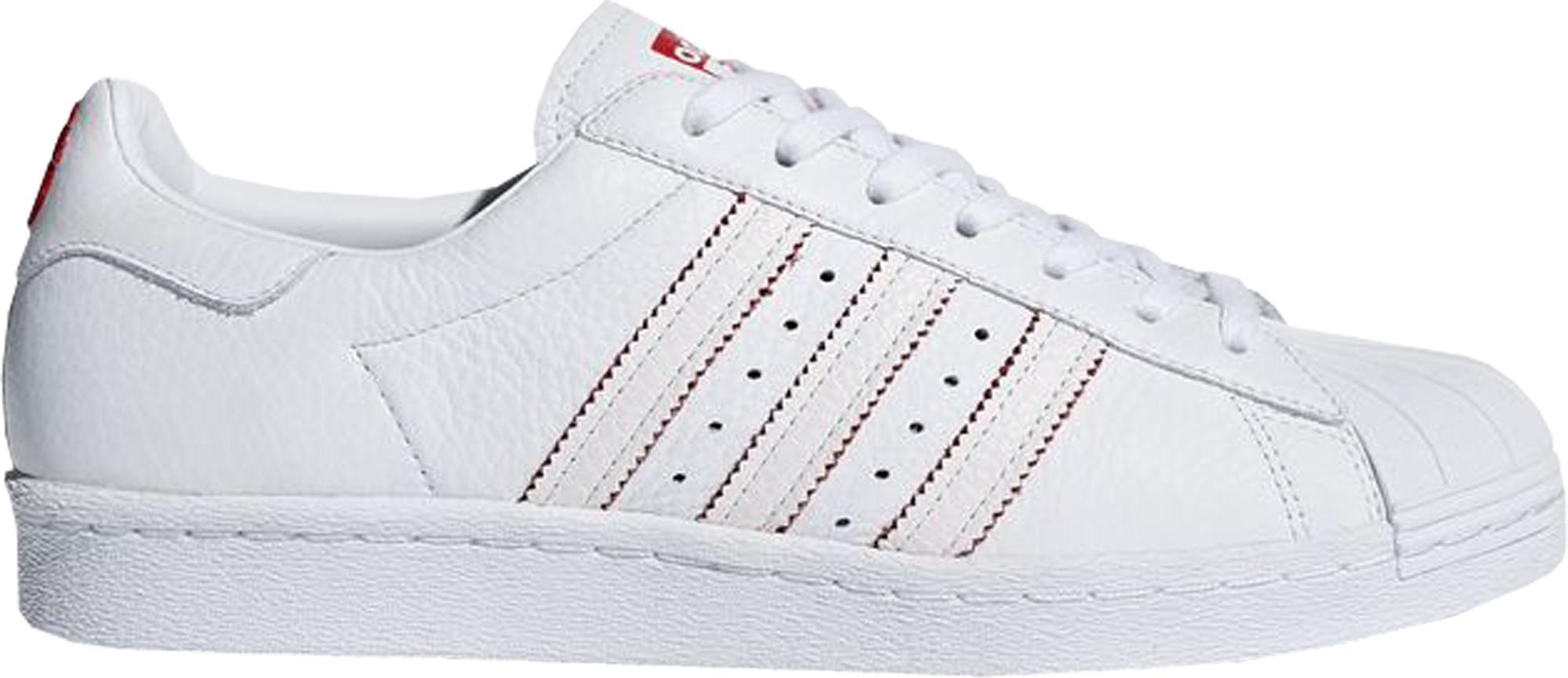 Adidas Superstar 80 el año nuevo chino (2018) db2569