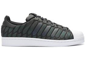 low priced 27e1e 72f23 adidas Superstar 80s Xeno All Star Black