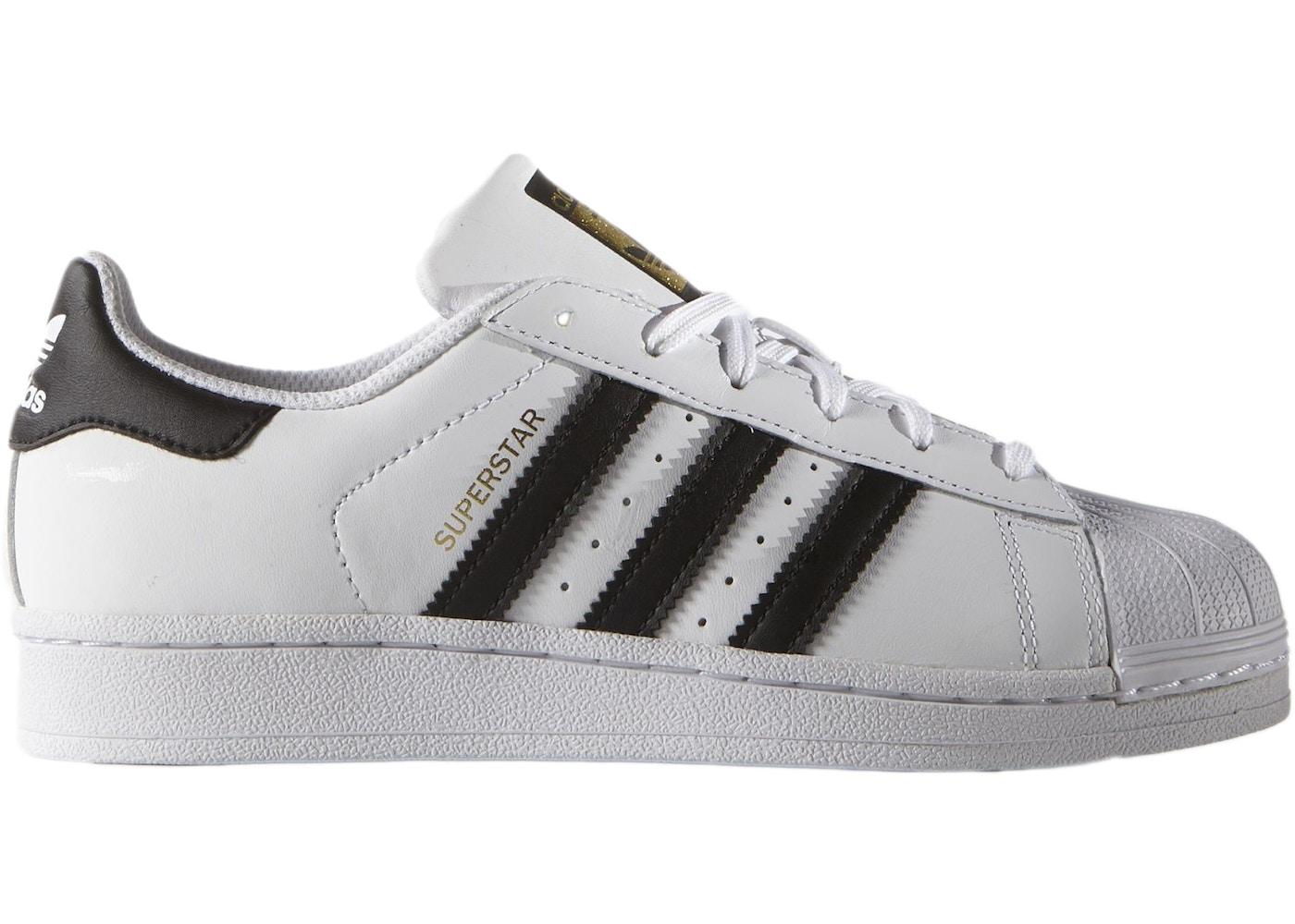 7297d1a9 adidas Superstar White (GS) - C77154