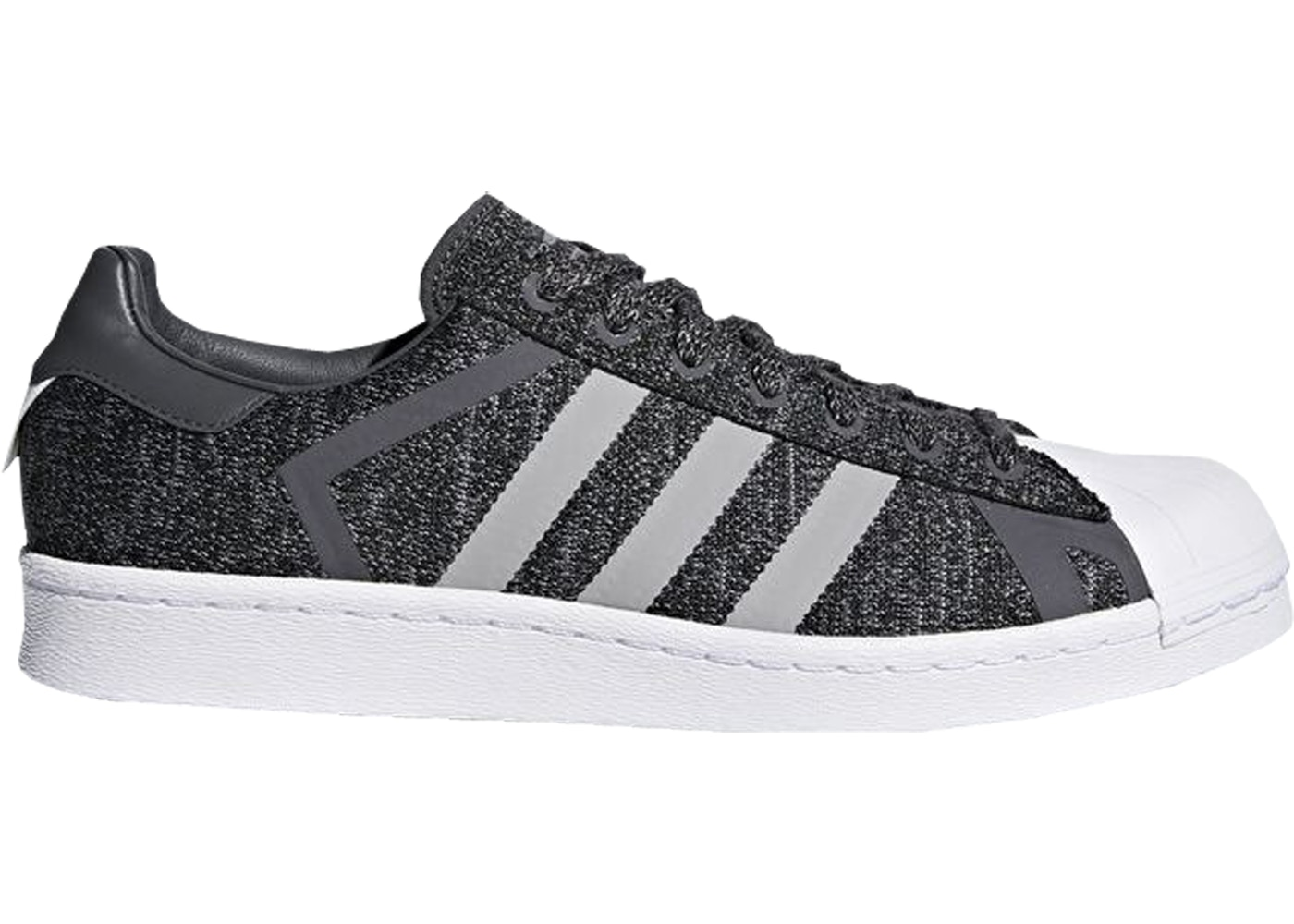 f3c968f5 adidas Superstar White Mountaineering Core Black - AQ0351
