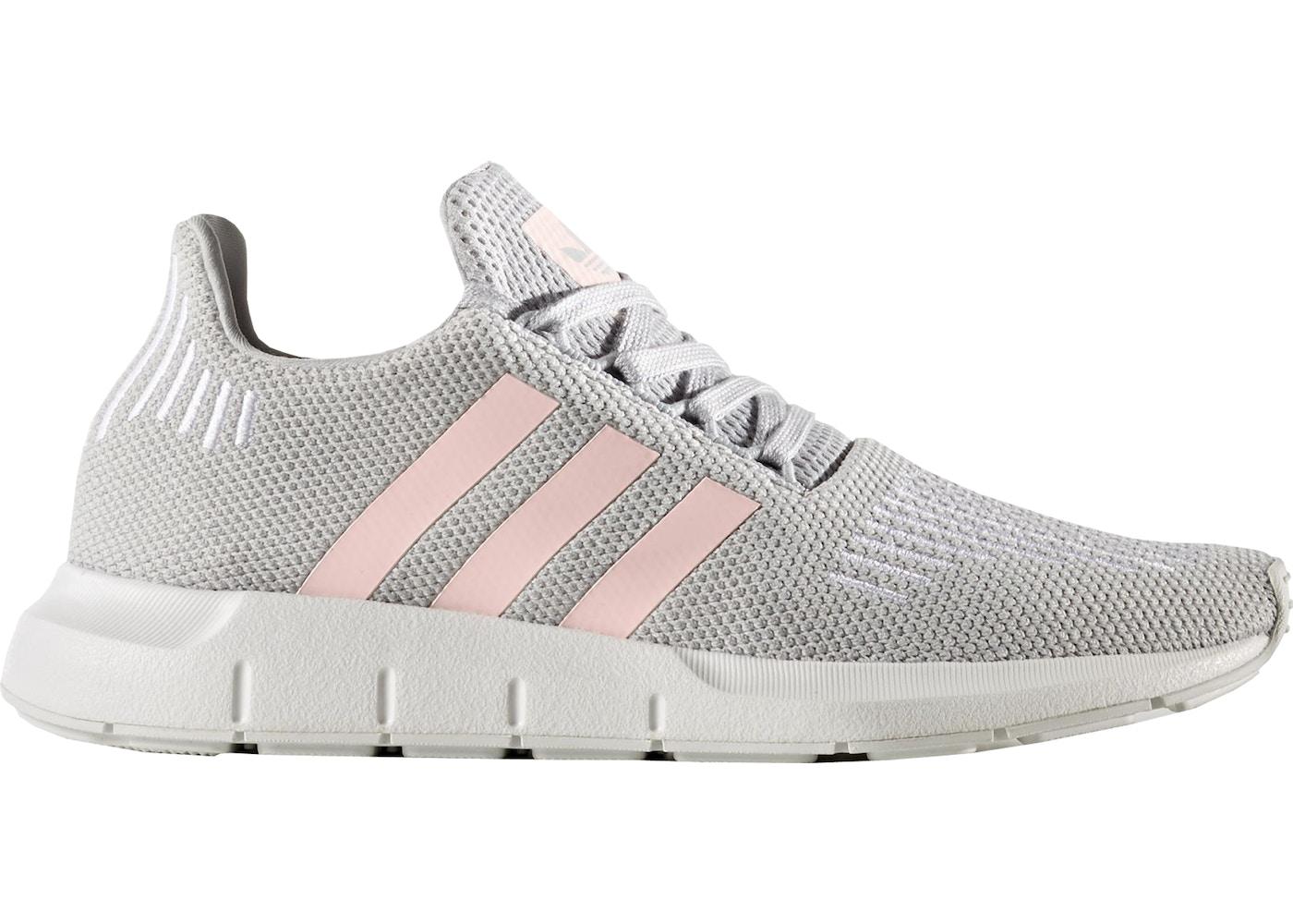 88bbd1efae5 adidas Swift Run Grey Two Icey Pink (W) - CG4140
