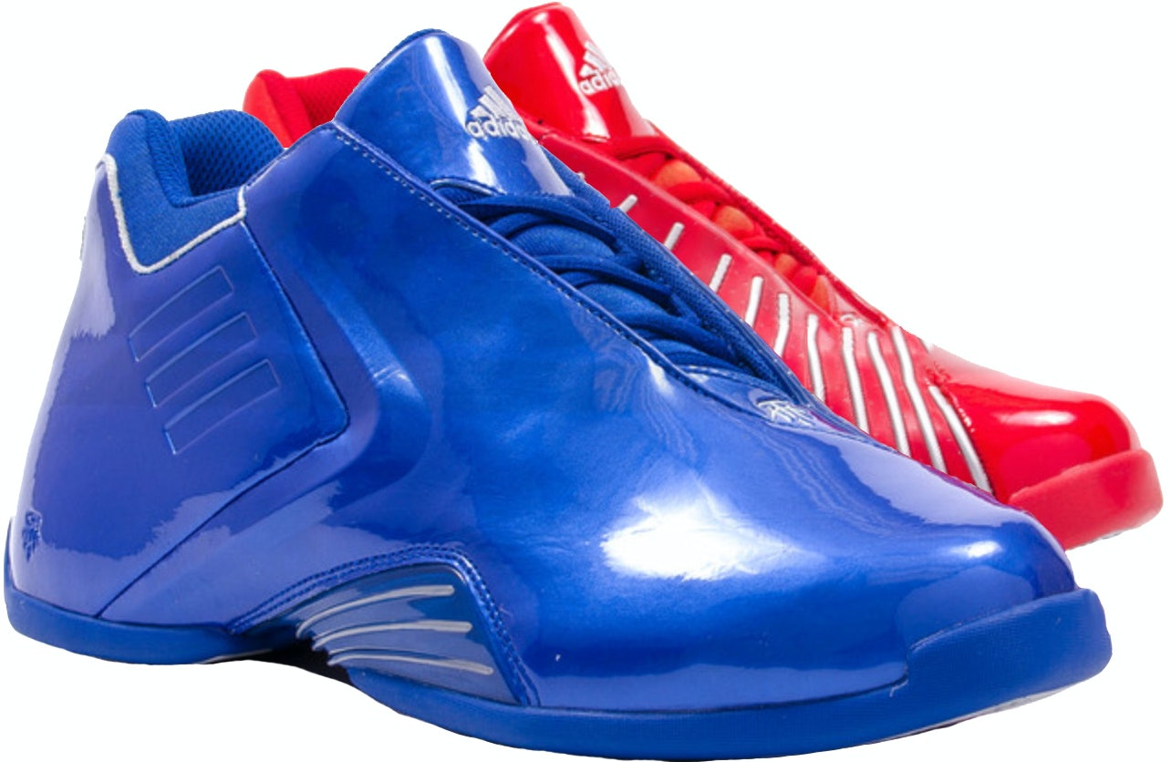 "adidas TMAC 3 Packer Shoes ""2004 All-Star Game"""