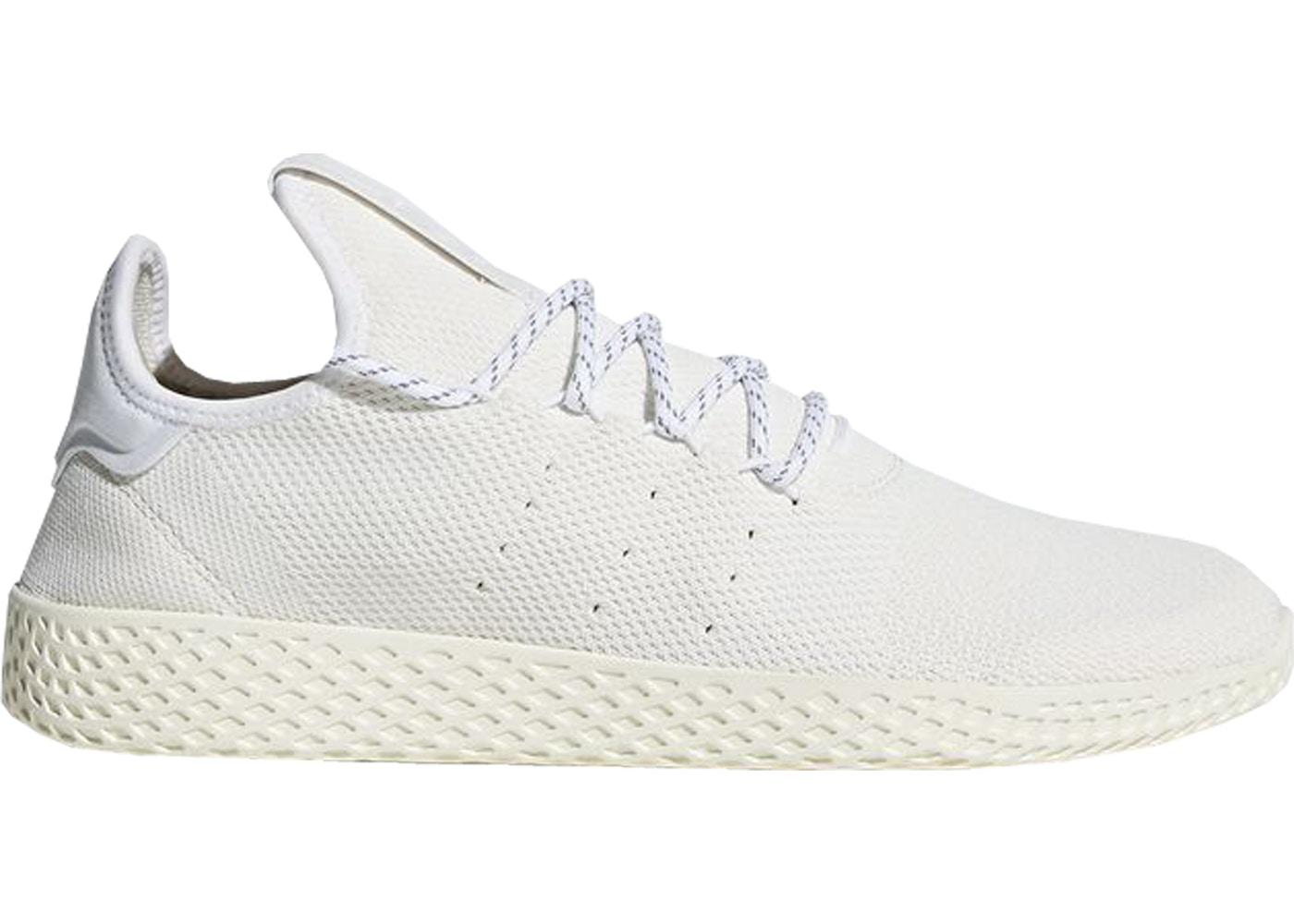 adidas Tennis HU Pharrell Blank Canvas - DA9613 9b46d271c7