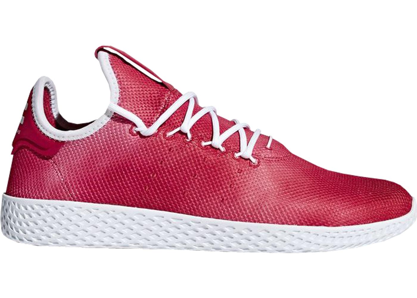 20de2535c9e9c adidas Tennis HU Pharrell Holi Red - DA9615