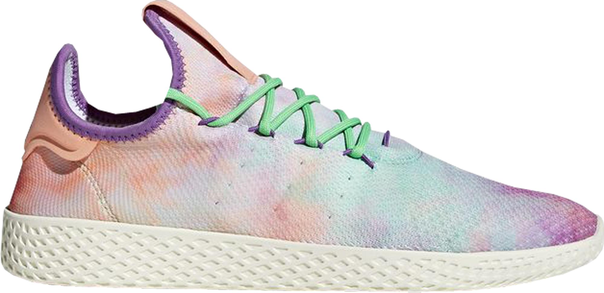 adidas Tennis HU Pharrell Holi Tie Dye