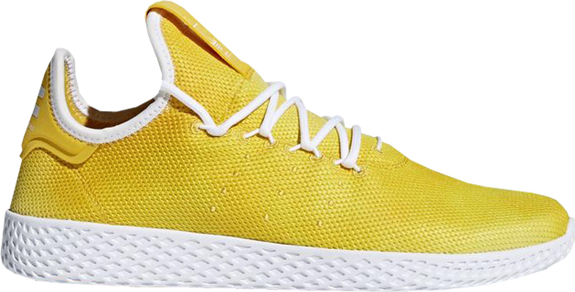 adidas Tennis HU Pharrell Holi Yellow