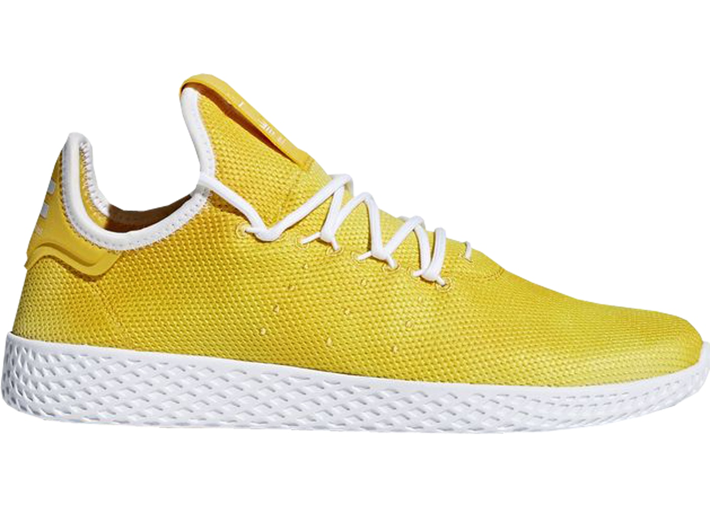 e3e7fb88f adidas Tennis HU Pharrell Holi Yellow - DA9617