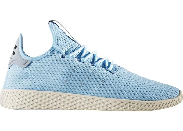 a2e8bfe0b6f03 adidas Tennis HU Pharrell Icey Blue - CP9764