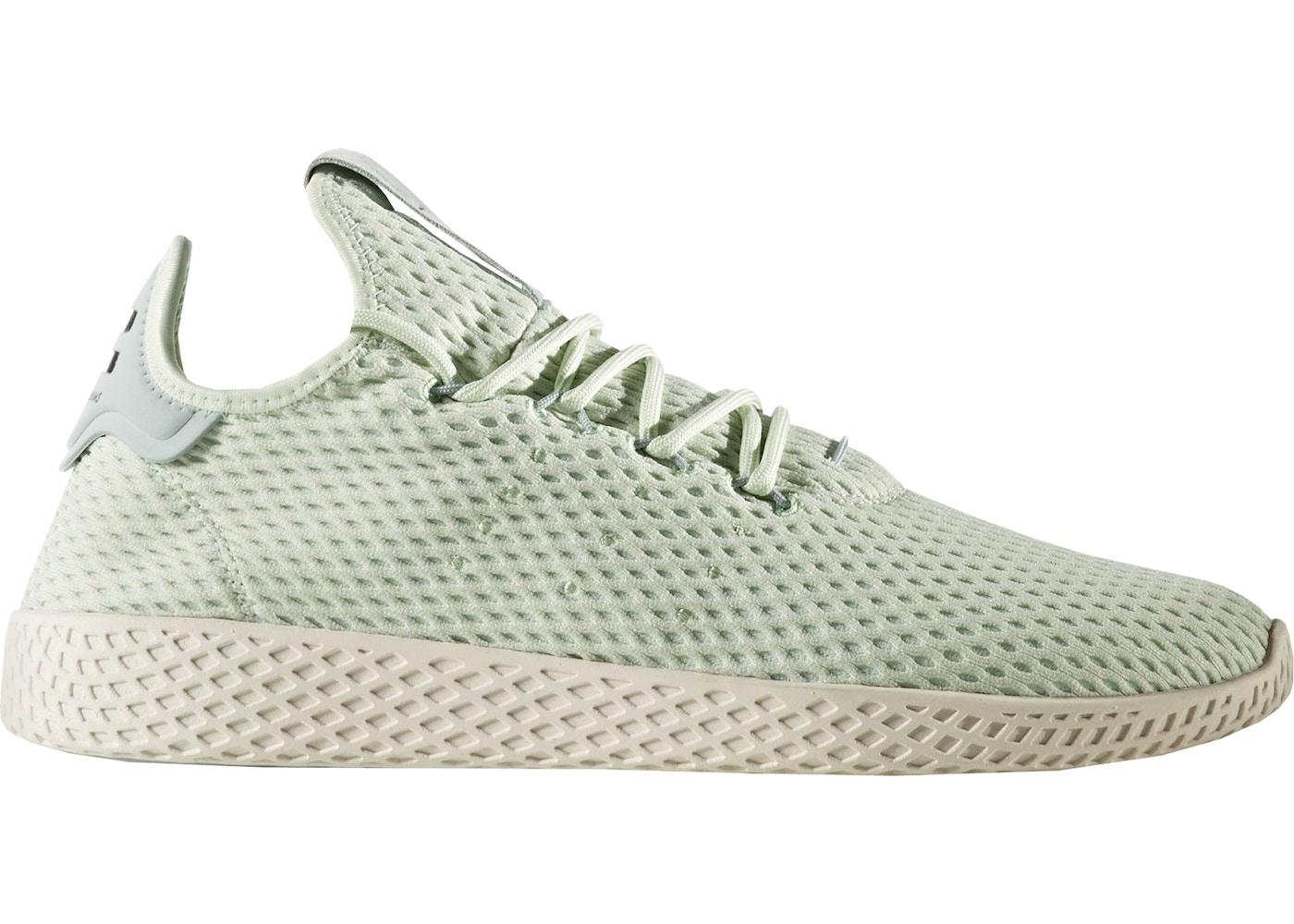 253b593a adidas Tennis HU Pharrell Linen Green - CP9765