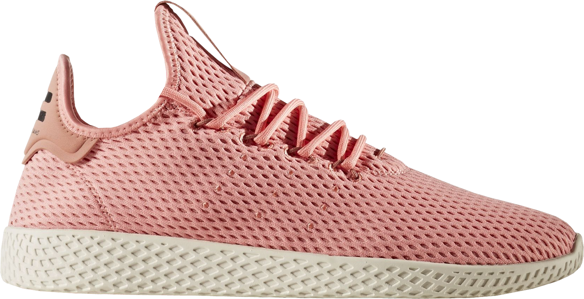 Adidas Tennis Hu Pharrell Tattile Rose By8715