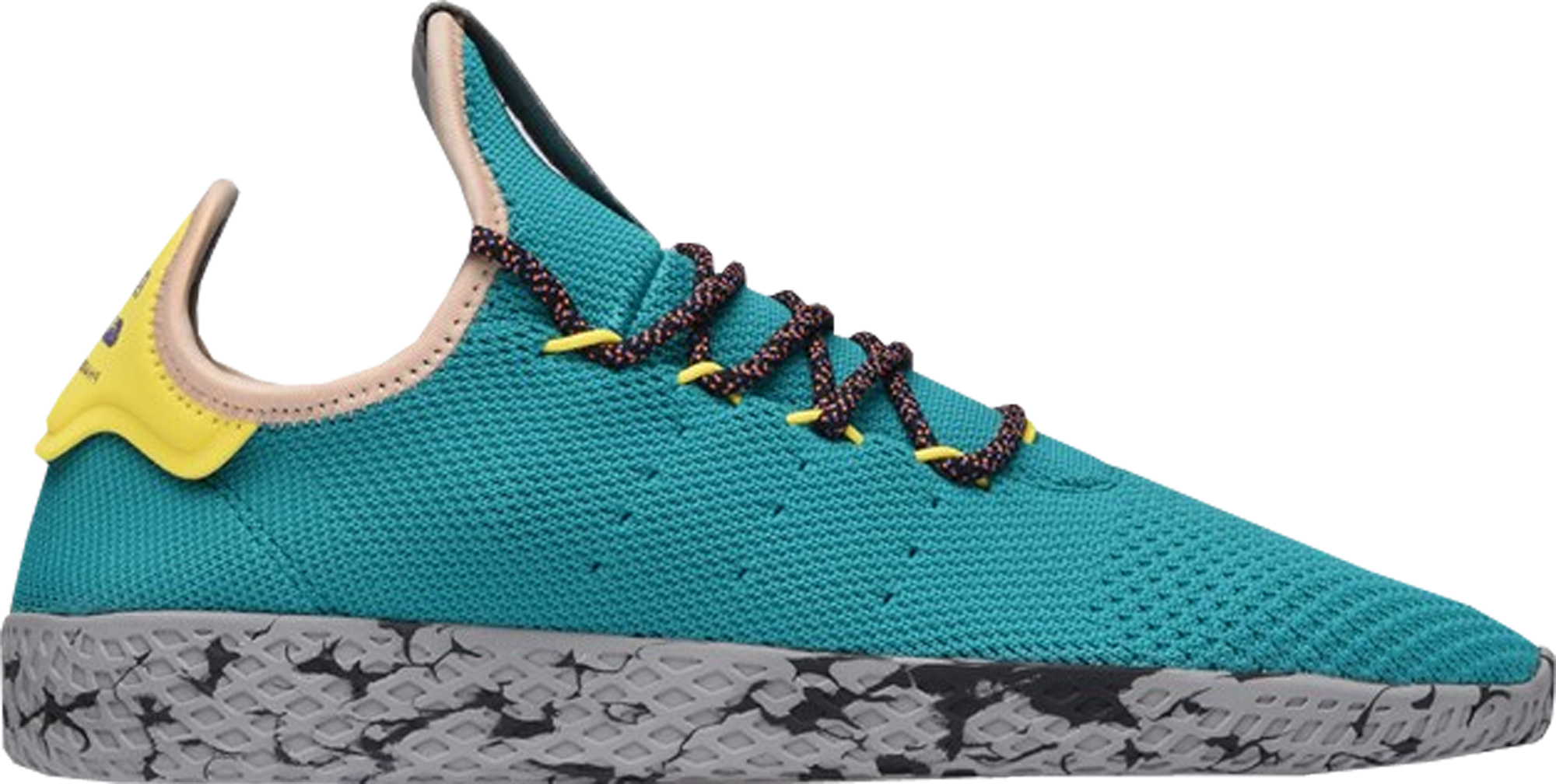 adidas Tennis HU Pharrell Teal