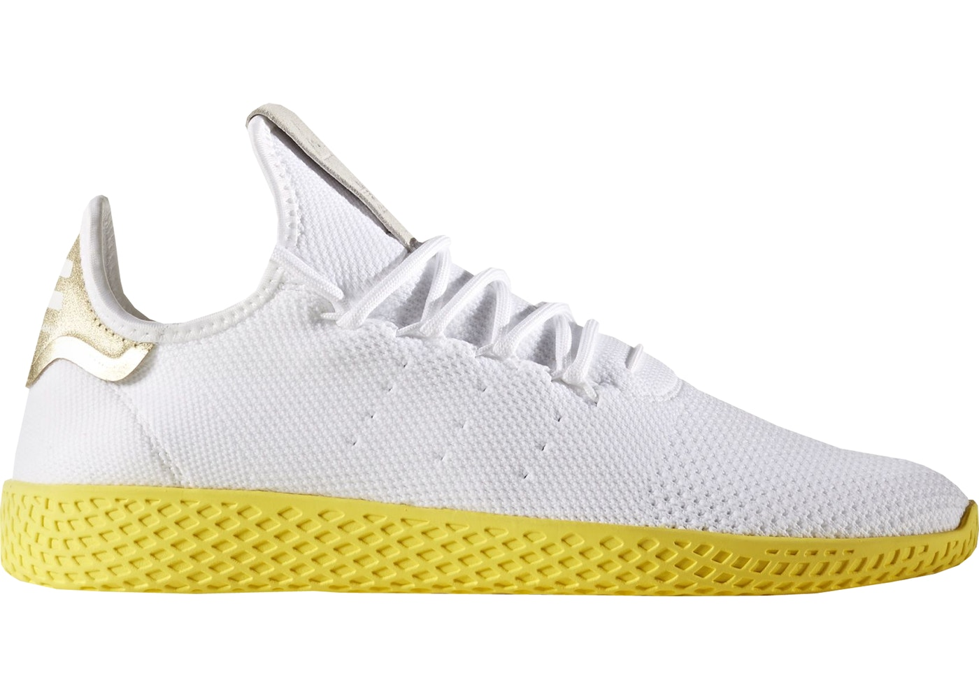 f5ad10b35 Sell. or Ask. Size  8.5. View All Bids. adidas Tennis HU Pharrell White  Yellow