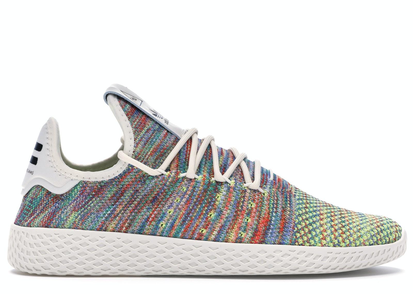 adidas Tennis HU Pharrell Holi Multi-Color