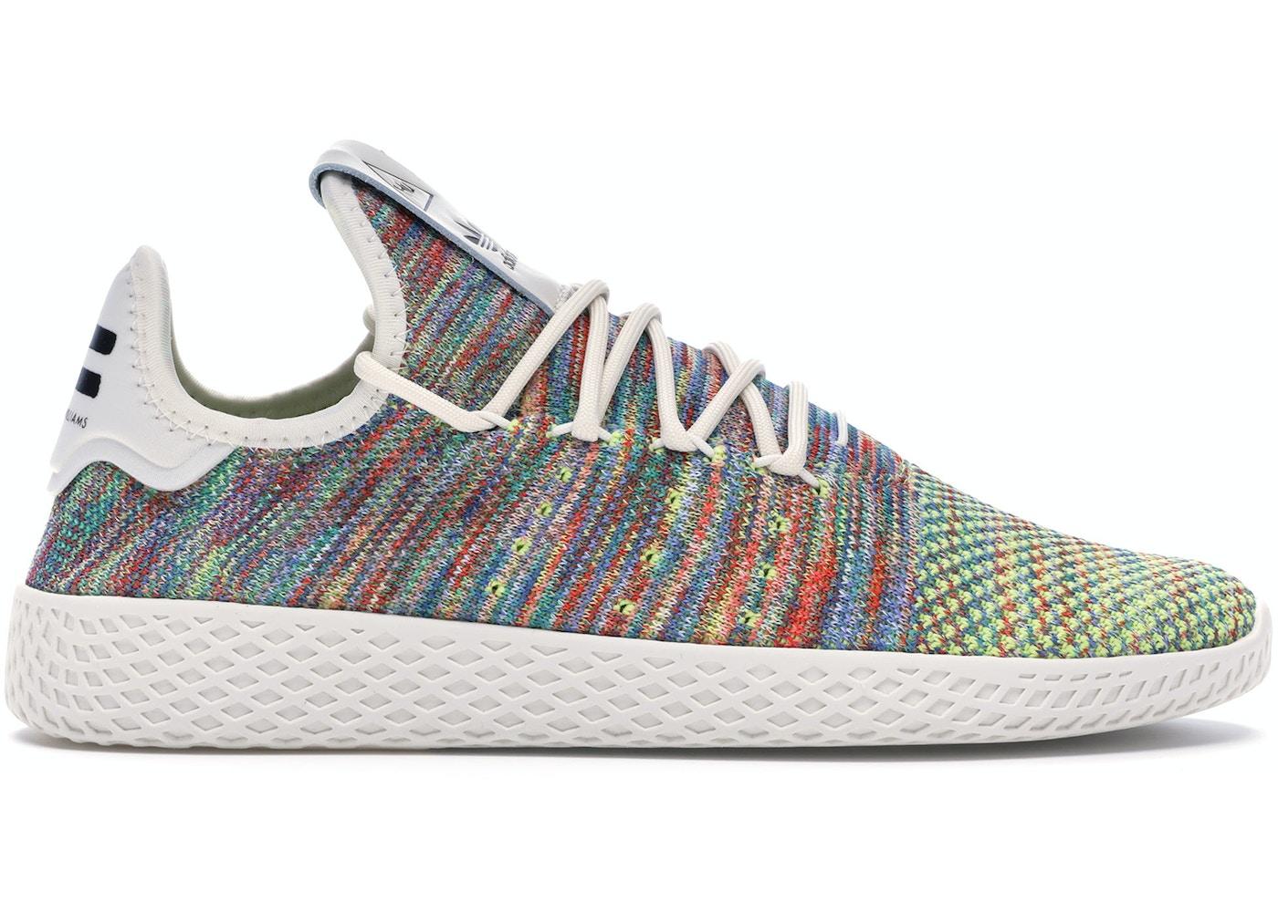 low priced 252cd 4ab64 adidas Tennis HU Pharrell Holi Multi-Color - CQ2631