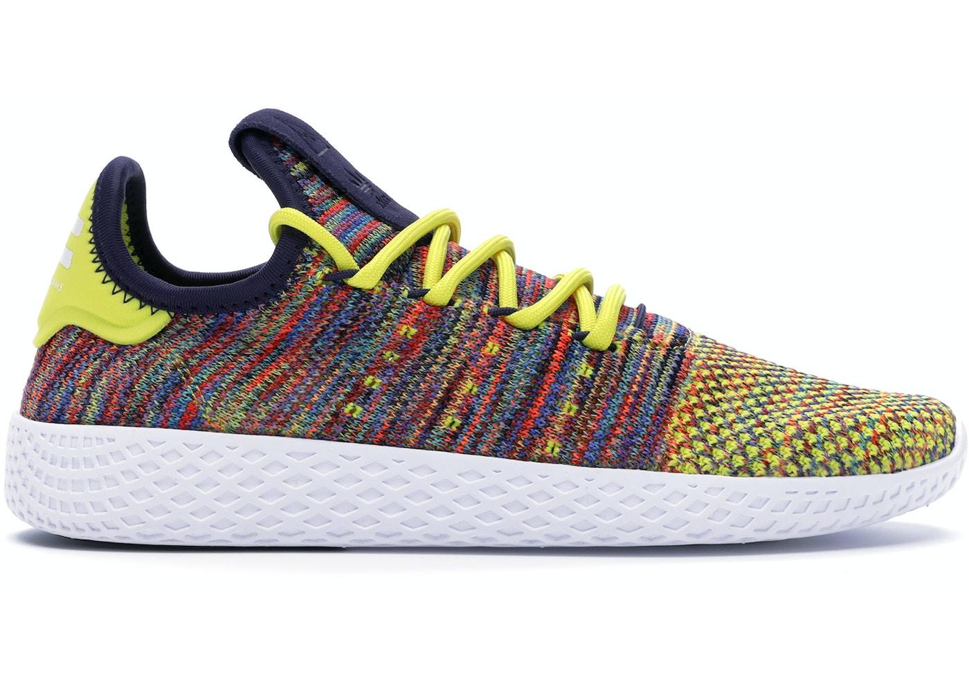 5384aabb03f1a adidas Tennis HU Pharrell Multi-Color - BY2673