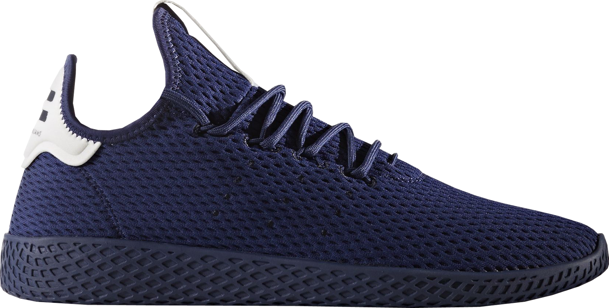 adidas Tennis Hu Pharrell Solid Dark Blue