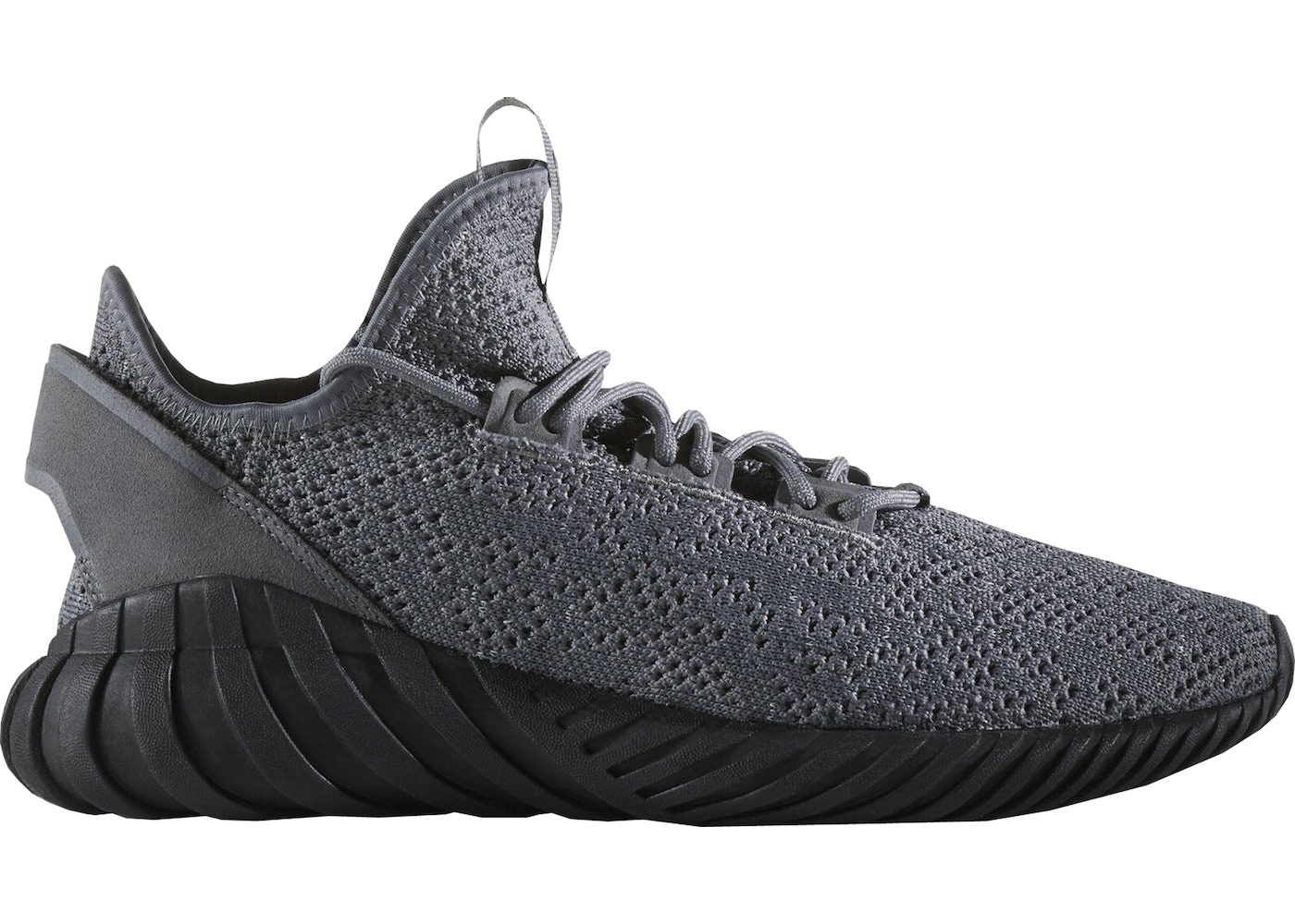 adidas Tubular Doom Grey Core Black
