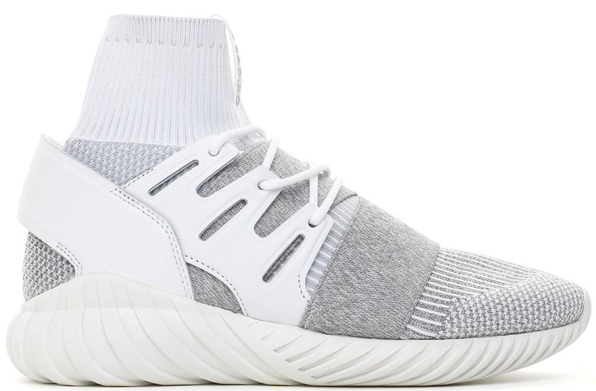adidas Tubular Doom White Grey