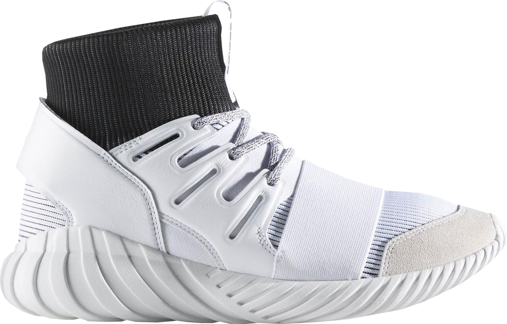 adidas Tubular Doom Yin Yang White