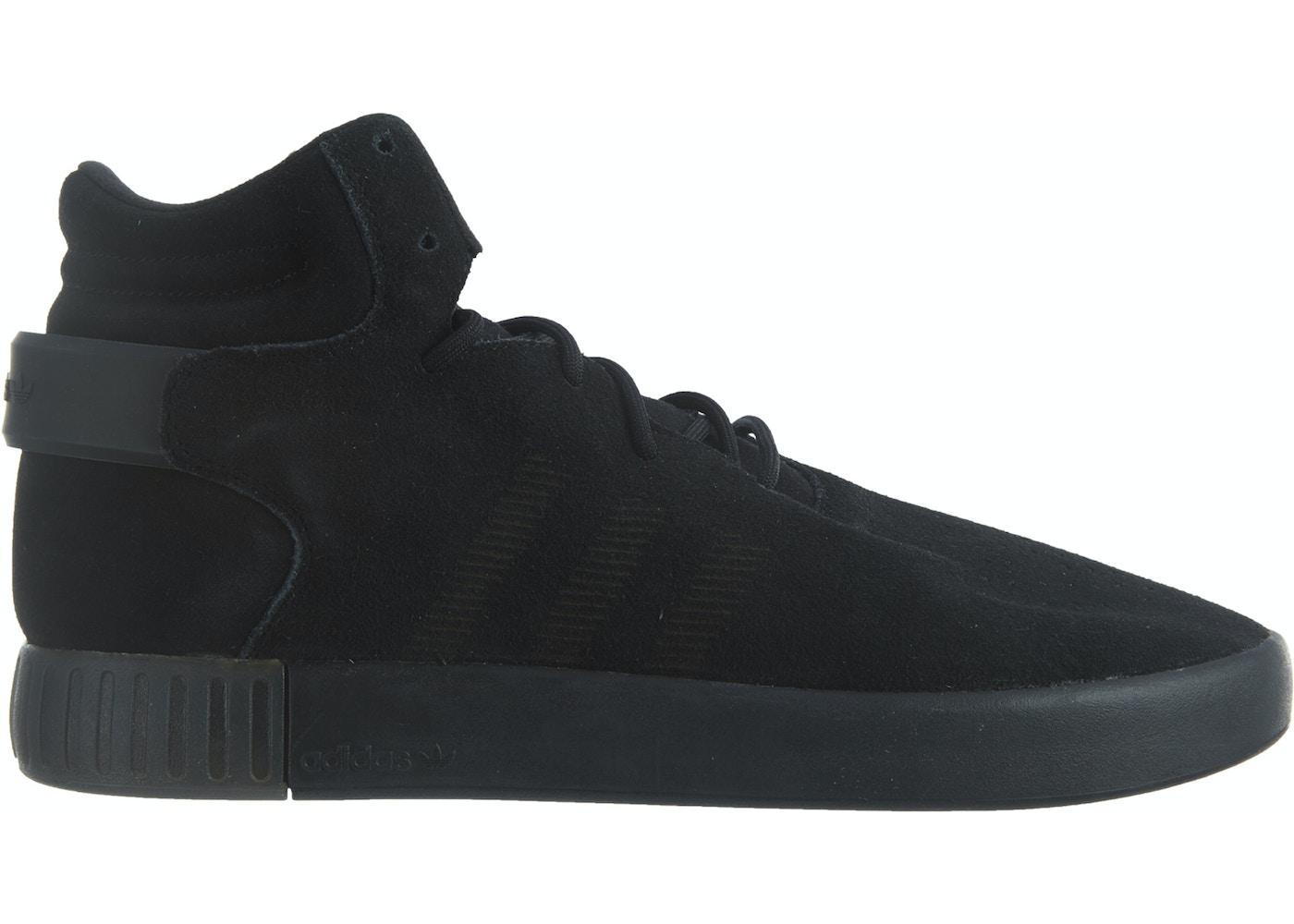 wholesale dealer 4a7f6 bd0aa adidas Tubular Invader Black/Black-Onix