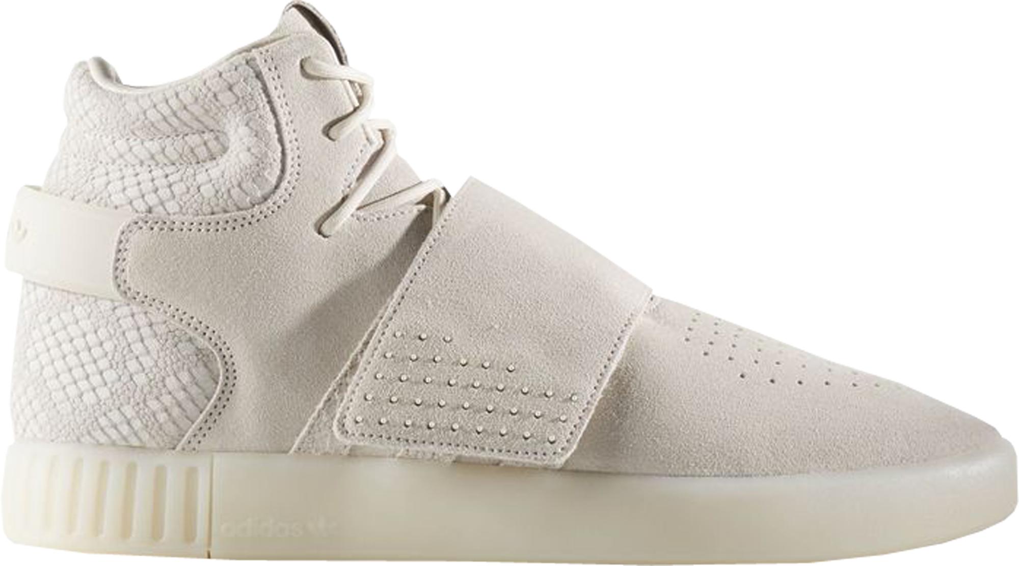 best sneakers 19b1c b0127 Tubular Invader Strap Clear Brown in Clear Brown/Clear Brown/Chalk White